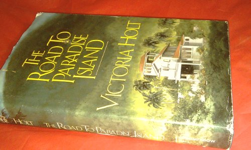 9780816140541: The Road to Paradise Island (G K Hall Large Print Book Series)