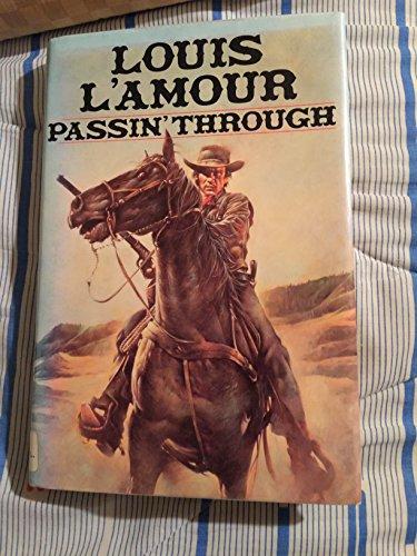 9780816140671: Passin' Through (G.K. Hall large print book series)