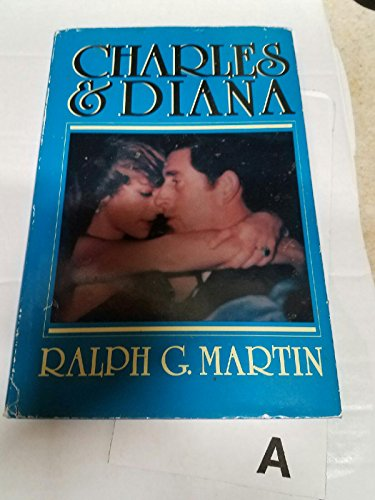9780816141364: Charles & Diana (G.K. Hall large print book series)