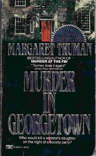 9780816141463: Murder in Georgetown (Thorndike Press Large Print Paperback Series)