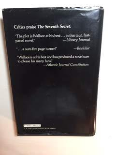 9780816141487: The Seventh Secret (G K Hall Large Print Book Series)