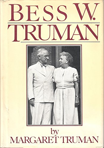 9780816141791: Bess W. Truman (G K Hall Large Print Book Series)