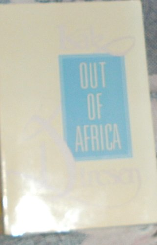 9780816141821: Out of Africa and Shadows on the Grass (Thorndike Press Large Print Paperback Series)