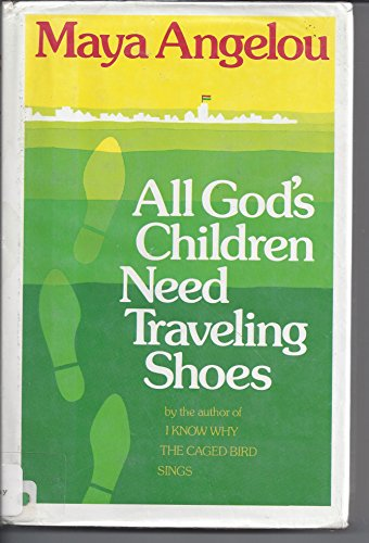 9780816142002: All God's Children Need Traveling Shoes (G K Hall Large Print Book Series)