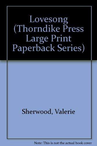 9780816142057: Lovesong (Thorndike Press Large Print Paperback Series)