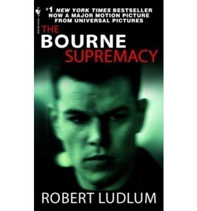 9780816142248: The Bourne Supremacy (G K Hall Large Print Book Series)