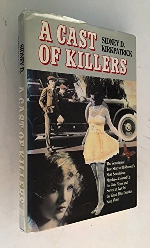 9780816142743: Cast of Killers (G K Hall Large Print Book Series)