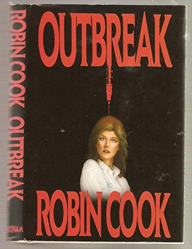 9780816143160: Outbreak (G K Hall Large Print Book Series)