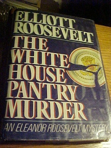 9780816143429: The White House Pantry Murder (G K Hall Large Print Book Series)