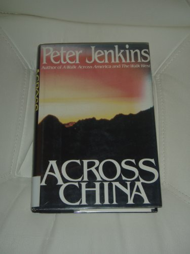 9780816143467: Across China (G K Hall Large Print Book Series)