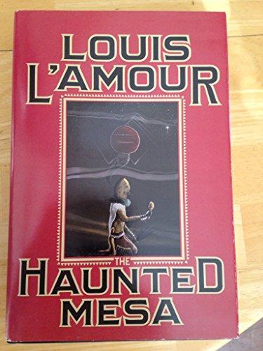 9780816143627: The Haunted Mesa (G K Hall Large Print Book Series)
