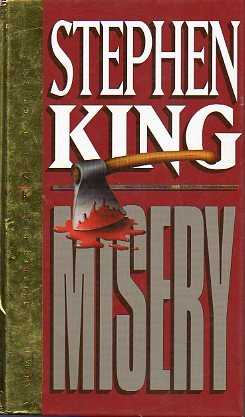 9780816143757: Misery (G K Hall Large Print Book Series)