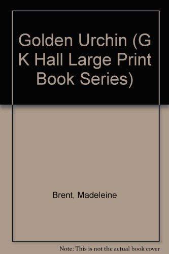 9780816143993: Golden Urchin (G K Hall Large Print Book Series)
