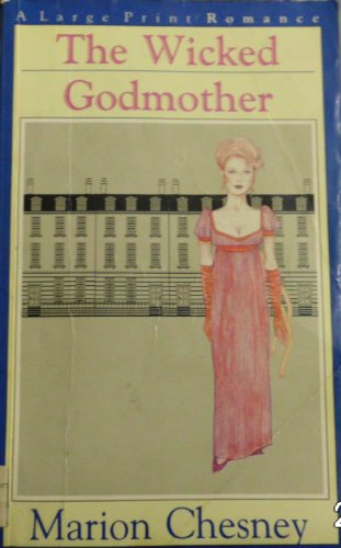 9780816144006: The Wicked Godmother (G. K. Hall Nightingale Series Edition)