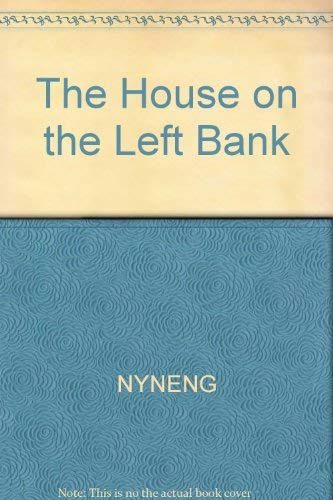 9780816144037: The house on the Left Bank (A Nightingale romance in large print)