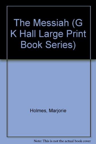 9780816144549: The Messiah (G K Hall Large Print Book Series)