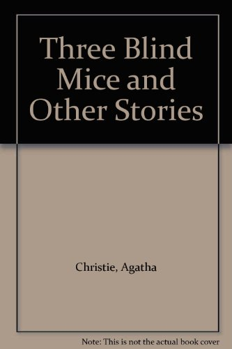 9780816144624: Three Blind Mice and Other Stories