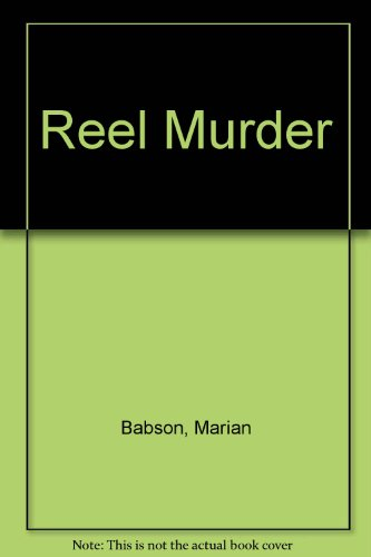9780816144921: Reel Murder (A Nightingale mystery in large print)