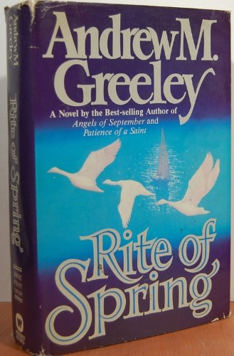 9780816144945: Rite of Spring (G K Hall Large Print Book Series)