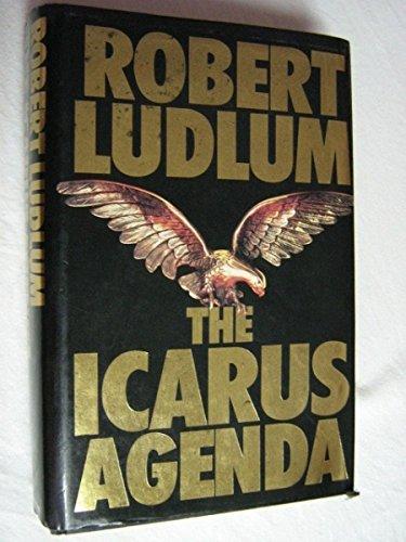 The Icarus Agenda (G K Hall Large Print Book Series): Ludlum, Robert