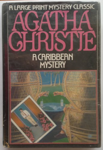 9780816145379: A Caribbean Mystery (G.K. Hall Large Print Book Series)