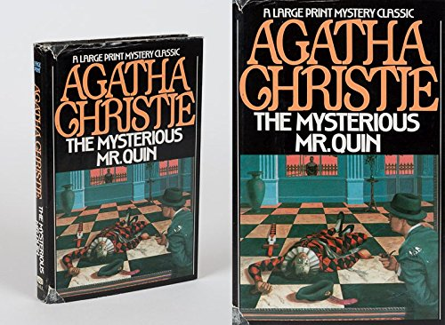 9780816145775: Mysterious Mr Quin: Large Print (G K Hall Large Print Book Series)