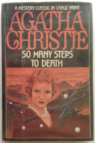9780816146017: So Many Steps to Death (G.K. Hall Large Print Book Series)