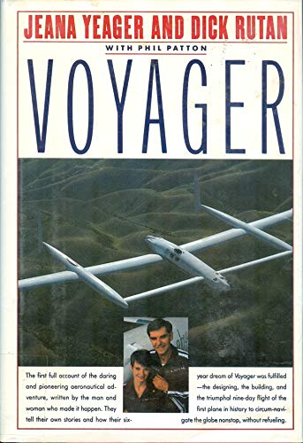 9780816146802: Voyager (G.K. Hall Large Print Book Series)