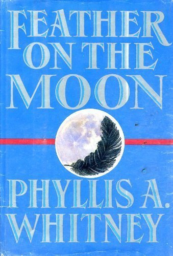 9780816146864: Feather on the Moon (G K Hall Large Print Book Series)