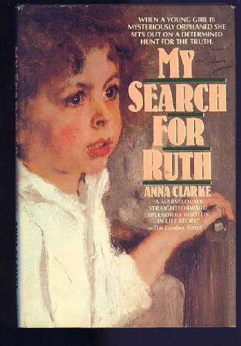 9780816147090: My Search for Ruth (G K Hall Large Print Book Series)