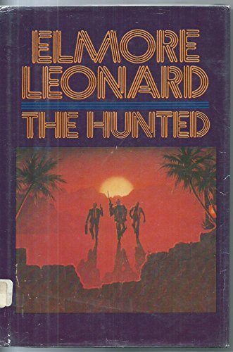 9780816147137: The Hunted (G K Hall Large Print Book Series)