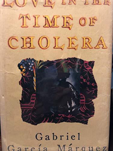 9780816147175: El Amor En Los Tiempos Del Colera/Love in the Time of Cholera (G K Hall Large Print Book Series)
