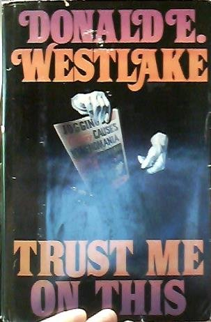 9780816147403: Trust Me on This (G K Hall Large Print Book Series)