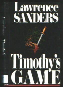 9780816147571: Timothy's Game (G K Hall Large Print Book Series)