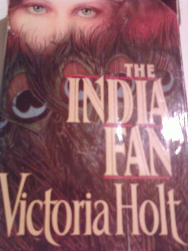9780816147625: The India Fan (G K Hall Large Print Book Series)