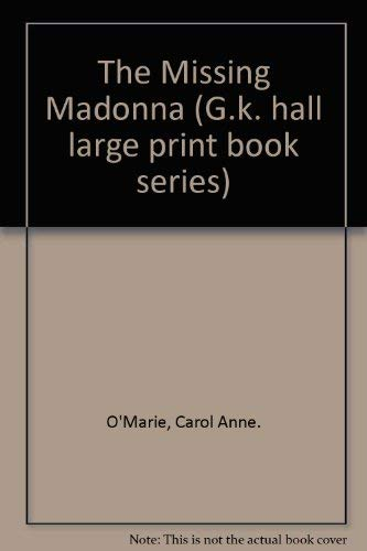 9780816148141: The Missing Madonna (G.K. Hall Large Print Book Series)