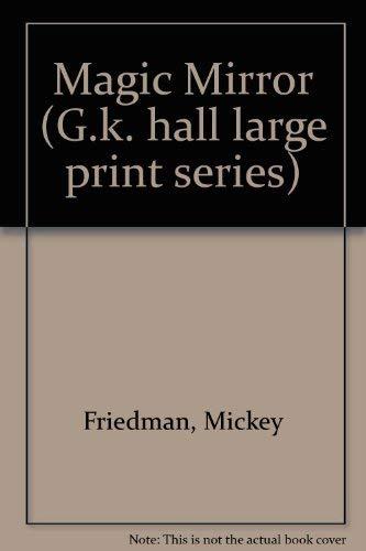 9780816148233: Magic Mirror: A Georgia Lee Maxwell Mystery (G K Hall Large Print Book Series)