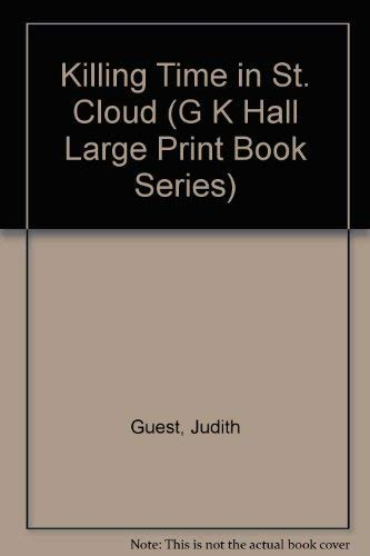 9780816148363: Killing Time in St. Cloud (G K Hall Large Print Book Series)