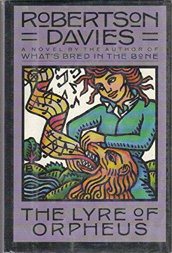 9780816148394: Lyre of Orpheus (G K Hall Large Print Book Series)