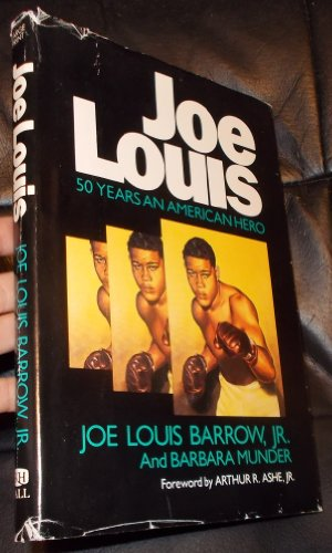 9780816148516: Joe Louis: 50 Years an American Hero (G.K. Hall large print book series)
