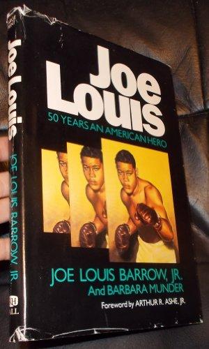 9780816148516: Joe Louis: 50 Years an American Hero (G K Hall Large Print Book Series)
