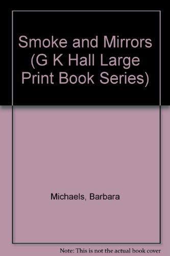 9780816148554: Smoke and Mirrors (G K Hall Large Print Book Series)