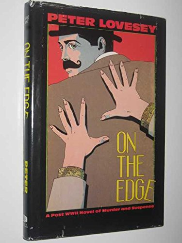 9780816148585: On the Edge (G K Hall Large Print Book Series)