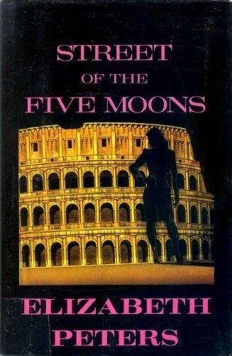 9780816149063: Street of the Five Moons (G K Hall Large Print Book Series)