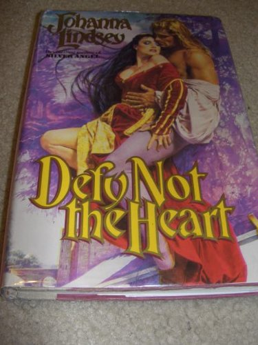 9780816149186: Defy Not the Heart (G K Hall Large Print Book Series)