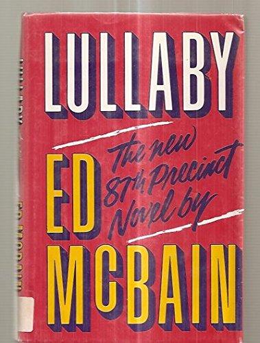 Lullaby (G K Hall Large Print Book: Ed McBain