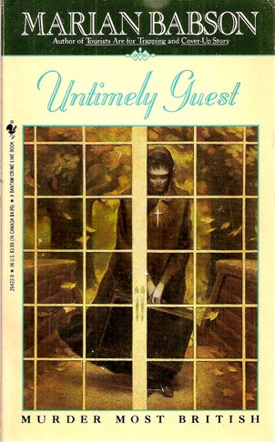 9780816149285: Untimely Guest (G K Hall Nightingale Series Edition)