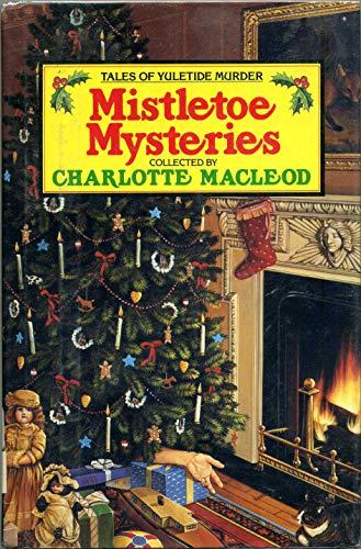 9780816149926: Mistletoe Mysteries (G K Hall Large Print Book Series)