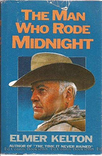 9780816150236: Man Who Rode Midnight (G K Hall Large Print Book Series)