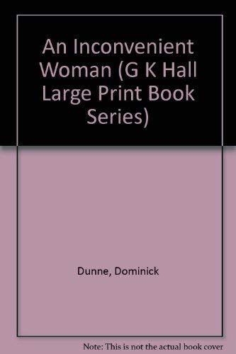 9780816150793: An Inconvenient Woman (G K Hall Large Print Book Series)